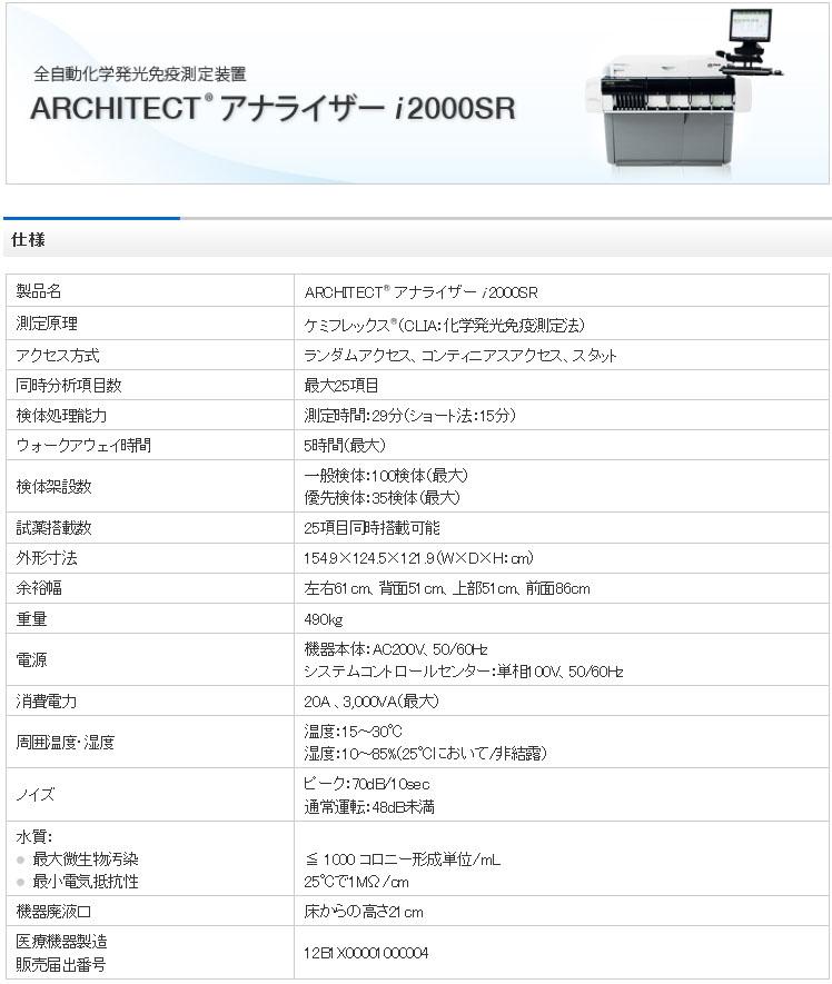 architect-i2000sr